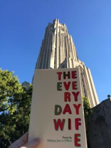The Everyday Wife traveled to the famous Cathedral of Learning, in the literary city of Pittsburgh, Pennsylvania. (c) 2015 by Feat. Reader, Ian Riggins