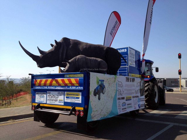 rhino conservation Africa travel