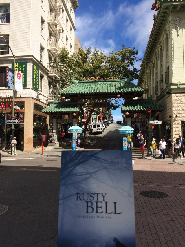 Rusty Bell took a trip to San Francisco's Chinatown! (c) 2015 Ian Riggins