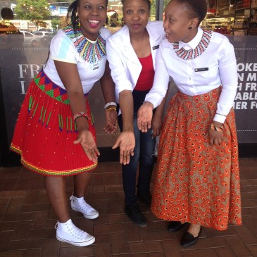 travel Heritage Day South Africa 2015