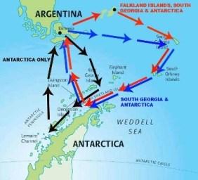 Antarctic cruise 3