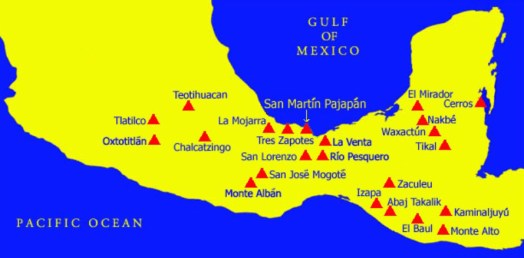 Mesoamerica wonders