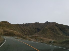 Drive to Mt Aso15