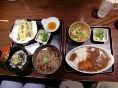Ryokan Dinner1