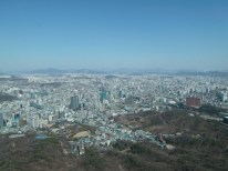 Seoul Tower view2