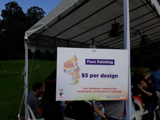 Activities in Istana3