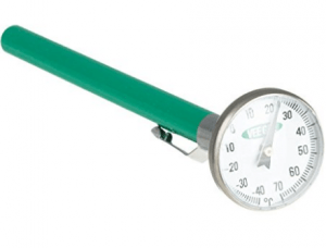 snow thermometer for snow pits