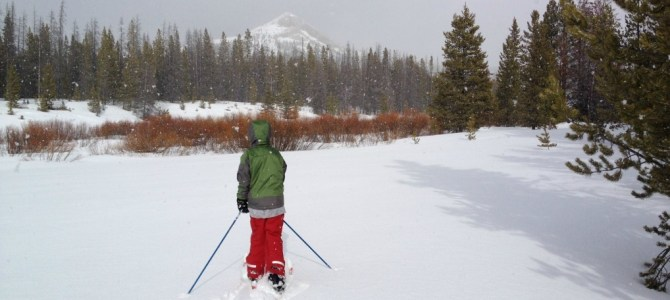 Butte gets Nordic: 3 groomed areas have skiers gliding