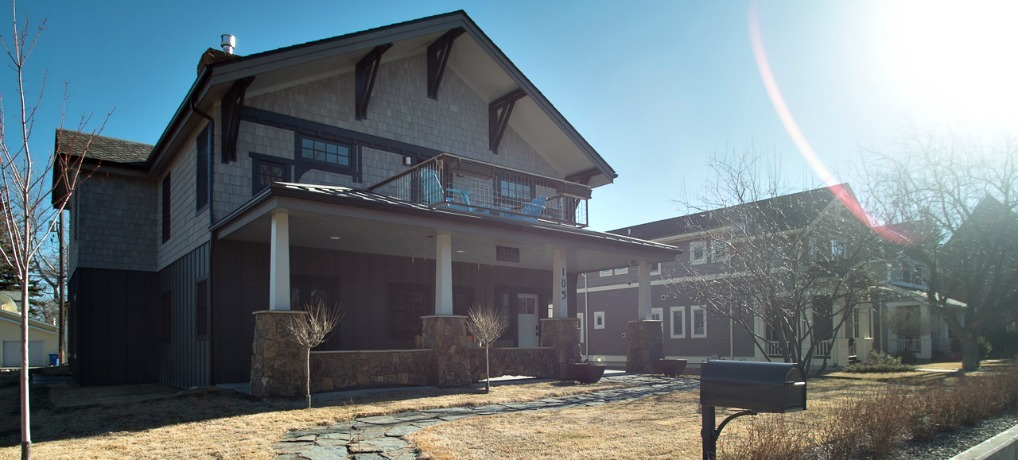 A Stone's Throw Bed and Breakfast in Livingston Montana