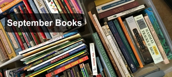 September Book Club Recommendations