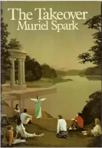 The Takeover by Muriel Sparks, Best fiction books set in italy