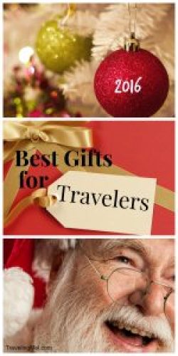 Gift ideas for all the travelers in your life.