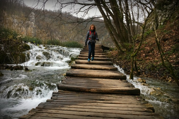 Instagrammers love Plitvice Croatia