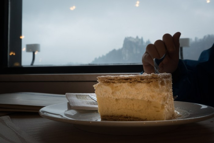 Best place to get Lake Bled Cream Cake