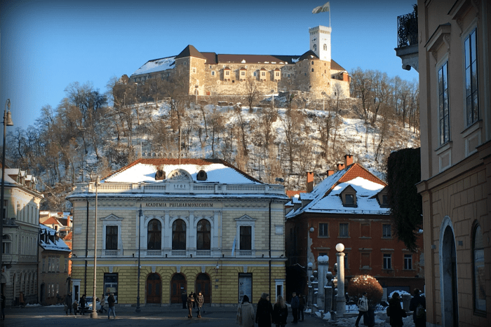 Explore the Castle – Ljubljanski Grad