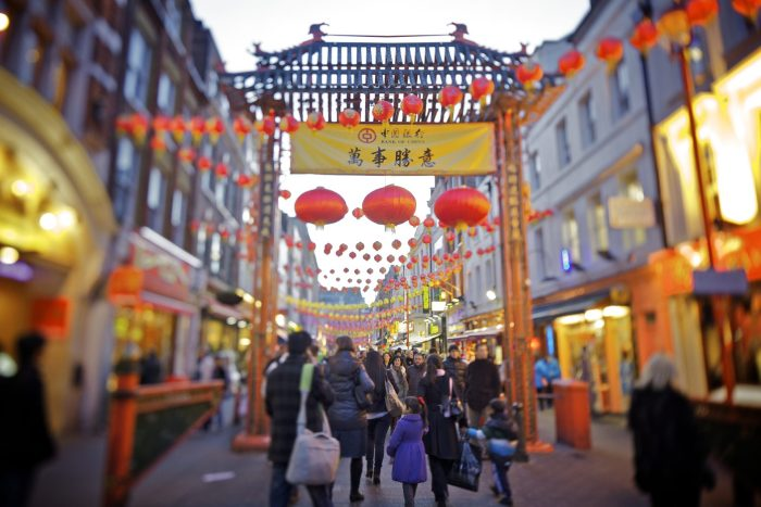 Where to eat in Chinatown London