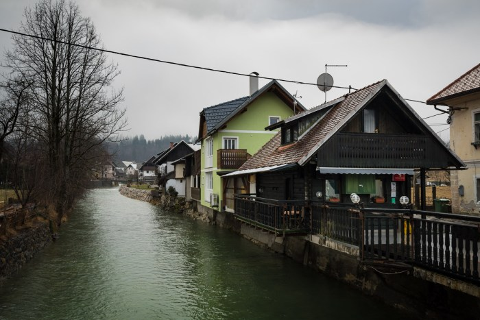 top Slovenia destinations must include Bohinj