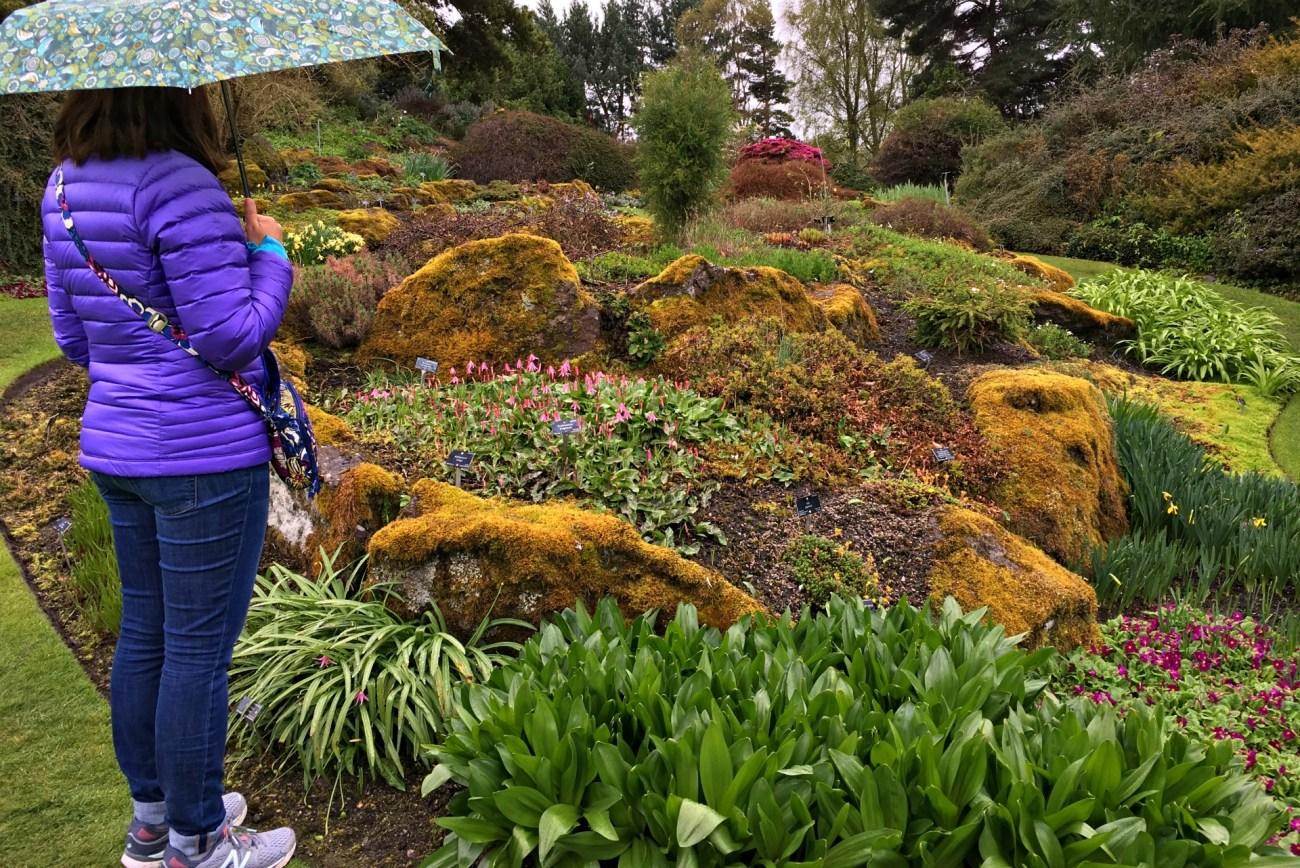 The Edinburgh Botanic Gardens must be part of every awesome girls' weekend in Edinburgh