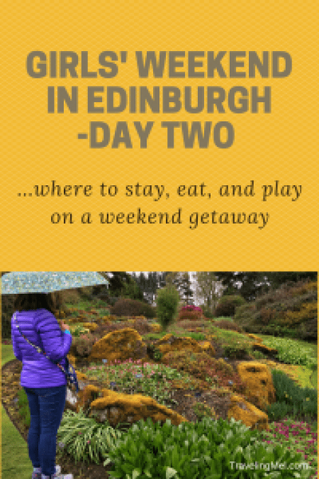 A besties getaway in Edinburgh, Scotland. The second post on all the best things to do with your girlfriends.