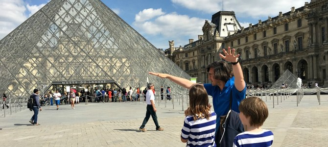 The Best Way to See the Louvre, Paris
