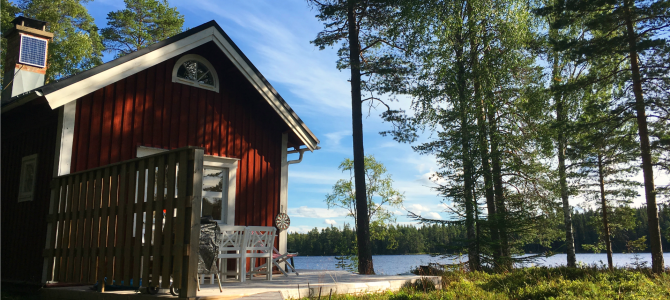 Visiting a Swedish Summerhouse