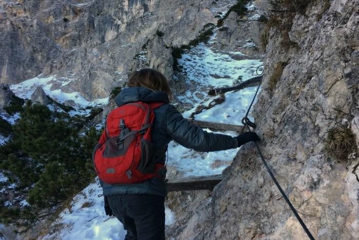 hiking in Europe