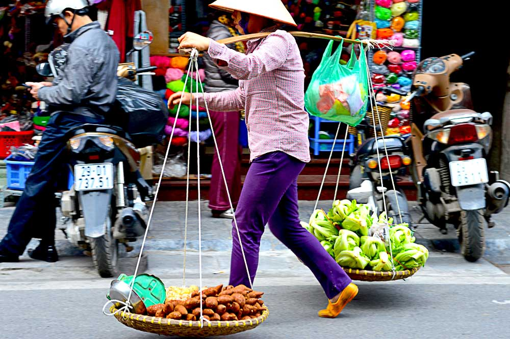 Things to do with kids in Hanoi:
