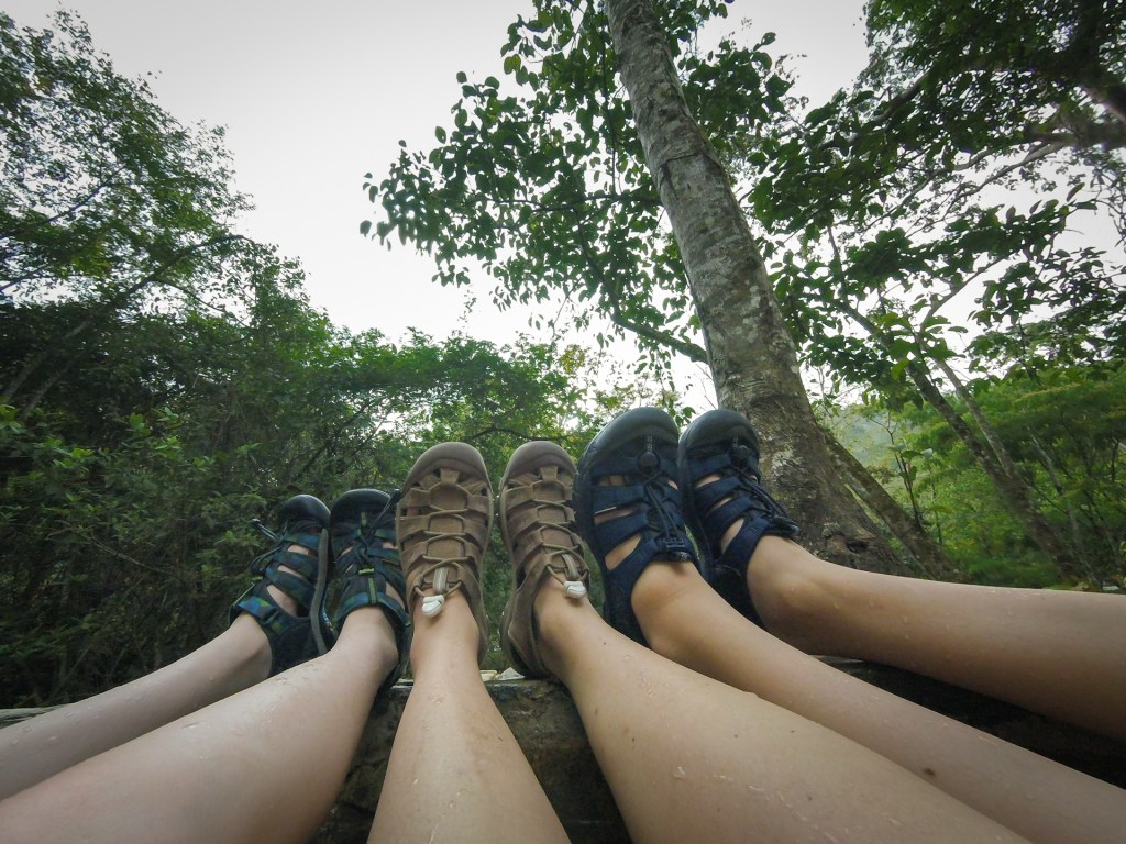 Here's my review of Keen's Women's Newport Retro sandals, Men's Newport Eco sandals, and Big Kids' Chandler CNX sneakers.