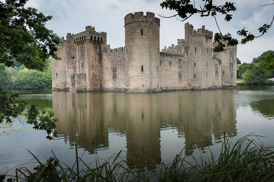 Bodiam Castle, Robertsbridge, England Suzanne Jones fromSussex Bloggers