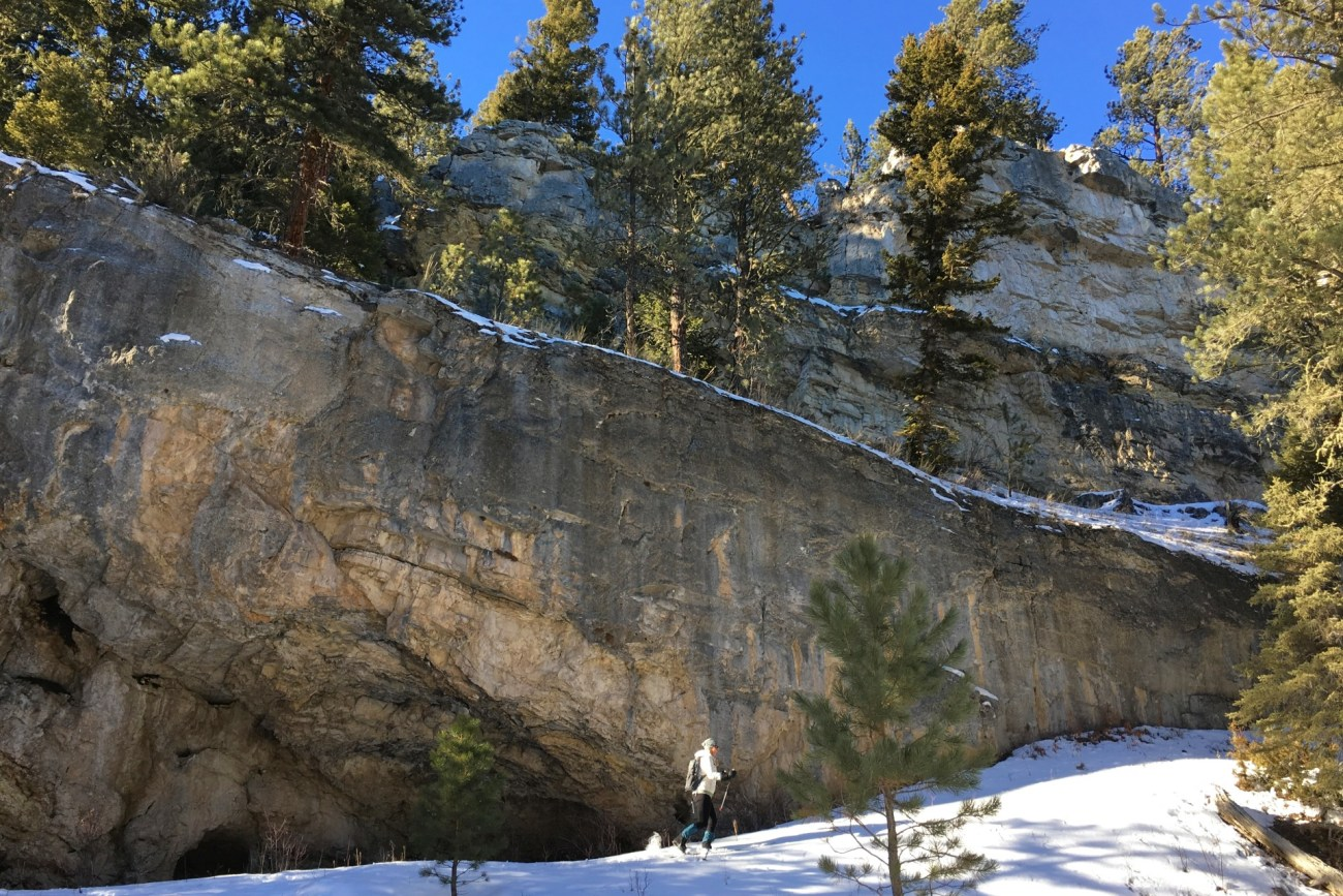 Middle Fork Judith River Ski
