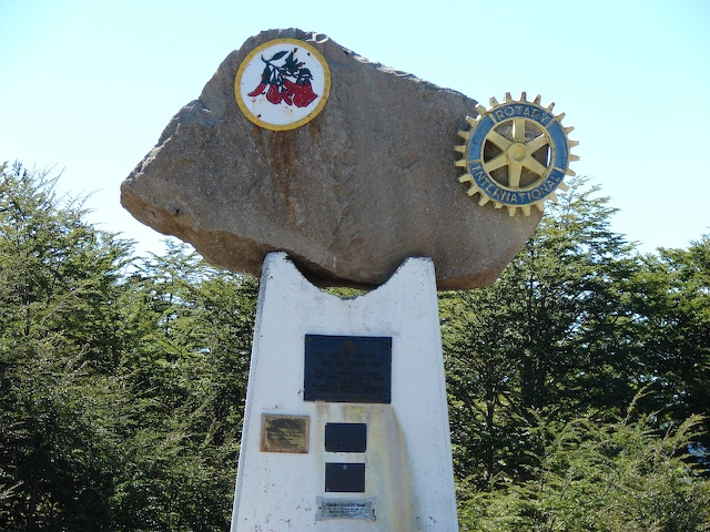 rotary sign