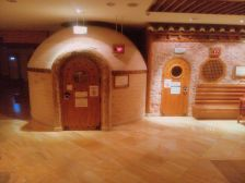 the dome clay room