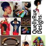 Women Who Inspire: Artist Racquel Dwomoh!