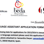 BEDA Application