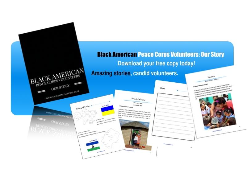black peace corps volunteers ebook
