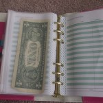 cash envelope binder