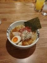 Fish Broth Noodles