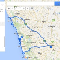 Road Trip Along Coastal Karnataka