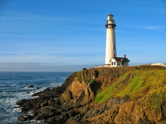 Pigeon Point Lighthouse. Photo by Orion Tippens