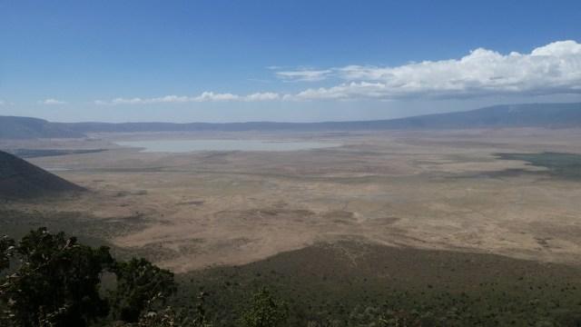 Visit Kenya and Tanzania and see Lake Ngorongoro Crater