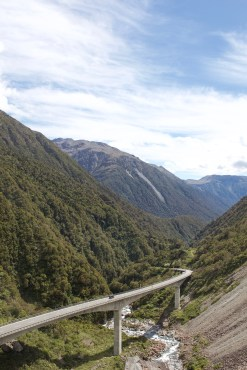 From the Otira Viaduct Lookout