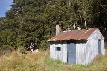 West Harper hut