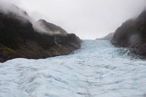Fox Glacier in the flesh