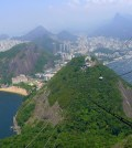 View from Rio Sugarloaf mountain. Photo: TravelingReporter.com