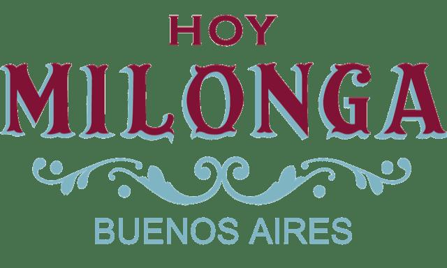 Logo courtesy of Hoy Milonga