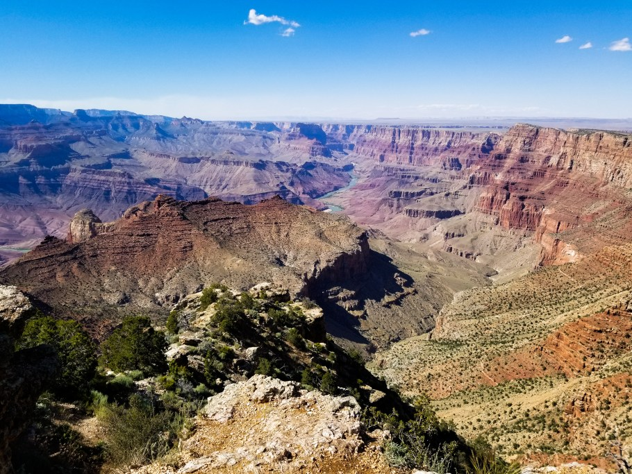 The Grand Canyon is a popular day trip from Williams, which is one of the best small towns in Arizona.