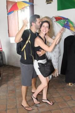Dancing with Olinda's Carnaval Umbrellas