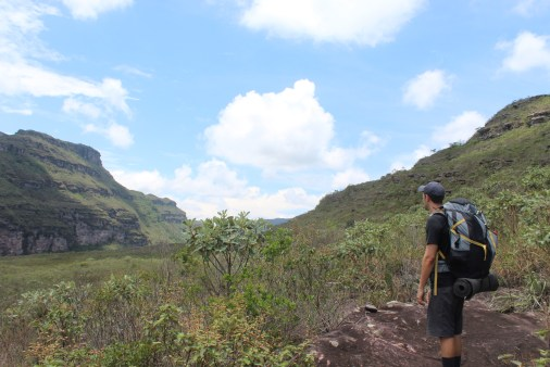 Day 1 Trekking Through Mountains & Valleys