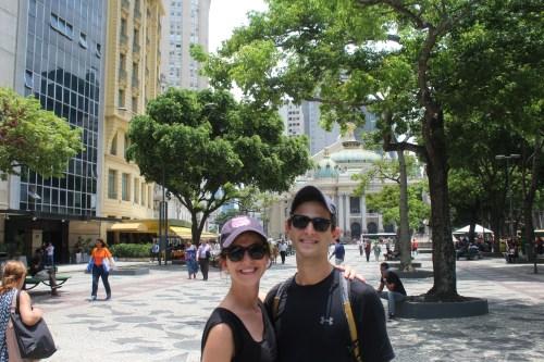 Touring Rio
