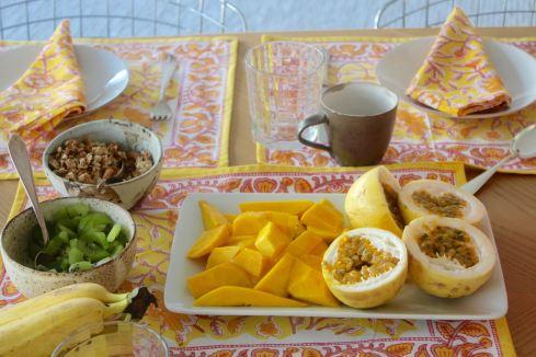 Beautiful Breakfast at Lina's
